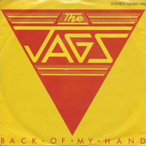 Cover - Jags, The: Back Of My Hand