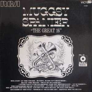 Cover - Muggsy Spanier: Great 16, The