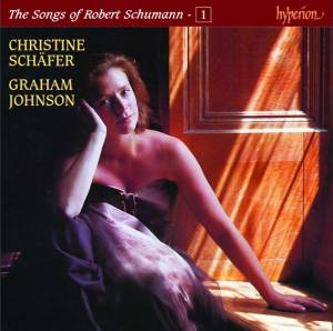 Robert Schumann: Songs Of Robert Schumann, The - Cover