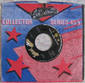 Cover - Joe Cocker & Jennifer Warnes: Collectables - Collector Series 45's