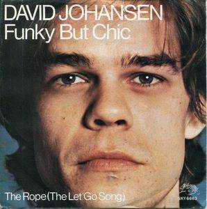 Cover - David Johansen: Funky But Chic