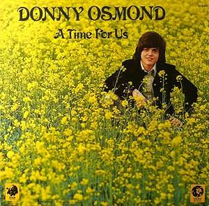 Cover - Donny Osmond: Time For Us, A