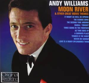 Cover - Andy Williams: Moon River & Other Great Movie Themes