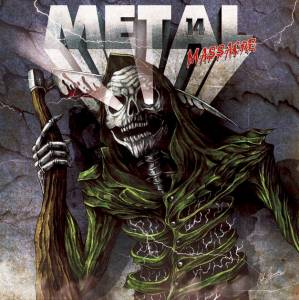Metal Massacre 14 - Cover