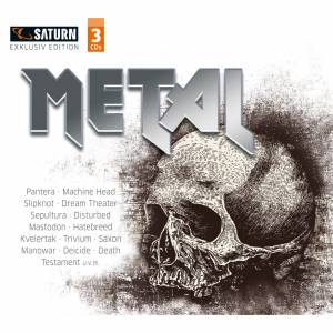 Saturn Exklusive Edition - Metal - Cover
