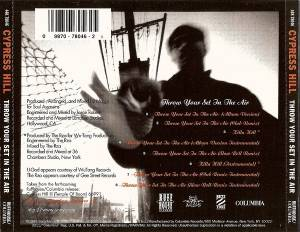 Cypress Hill: Throw Your Set In The Air (Single-CD) - Bild 2