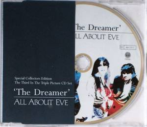 All About Eve: Dreamer, The - Cover