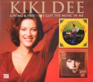Cover - Kiki Dee: Loving & Free I've Got The Music In Me