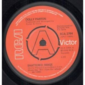 Cover - Dolly Parton: Shattered Image