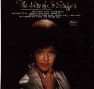 Cover - Jo Stafford: Hits Of Jo Stafford, The