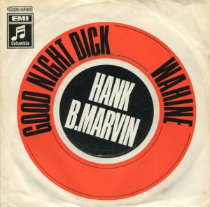 Hank Marvin: Good Night Dick - Cover