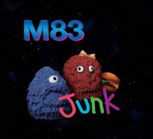 Cover - M83: Junk