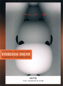 Cover - Tangerine Dream: Madcap's Flaming Duty