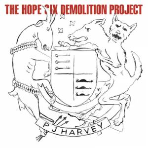 Cover - PJ Harvey: Hope Six Demolition Project, The