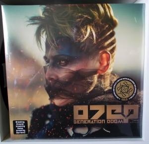 Cover - Otep: Generation Doom