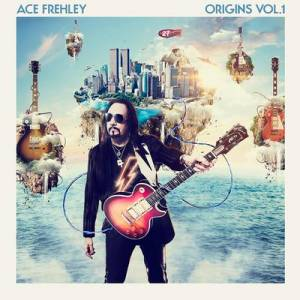 Cover - Ace Frehley: Origins Vol. 1