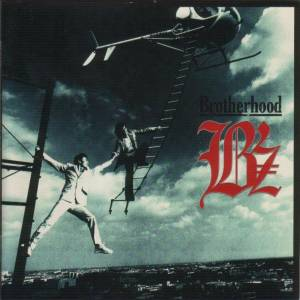 Cover - B'z: Brotherhood