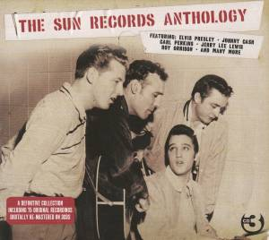 Cover - Jimmy DeBerry: Sun Records Anthology, The