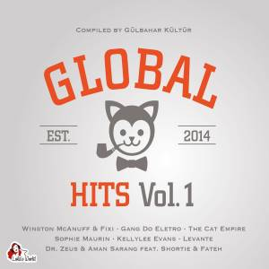 Cover - Elif: Global Hits Vol. 1