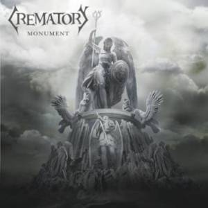 Crematory: Monument - Cover
