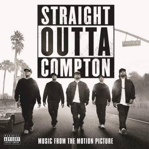 Straight Outta Compton - Cover