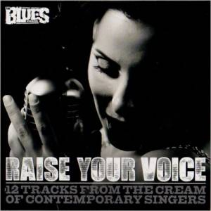 Cover - Simo: Blues Magazine 29 - Raise Your Voice, The