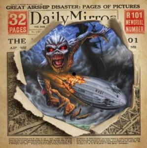"Iron Maiden: Empire Of The Clouds (PIC-12"") - Bild 1"