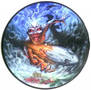 "Iron Maiden: Empire Of The Clouds (PIC-12"") - Bild 4"
