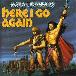 Metal Ballads - Here I Go Again - Cover