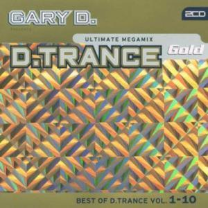 D.Trance Gold - Cover