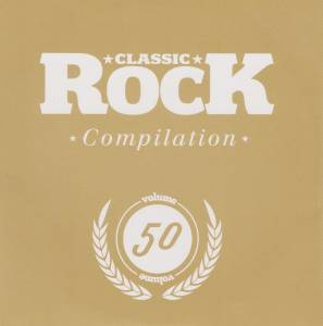 Cover - Black Space Riders: Classic Rock 50 - Compilation Volume 50