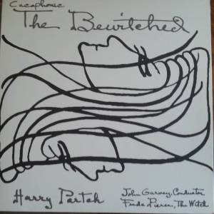 Cover - Harry Partch: Bewitched, The