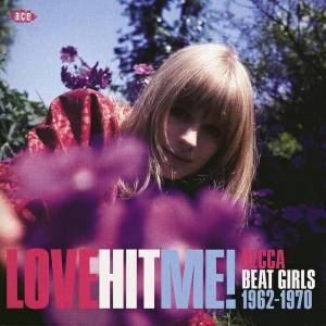 Cover - Louise Cordet: Love Hit Me! Decca Beat Girls 1962-1970