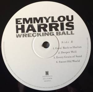 Emmylou Harris: Wrecking Ball (3-LP) - Bild 4