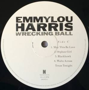 Emmylou Harris: Wrecking Ball (3-LP) - Bild 5