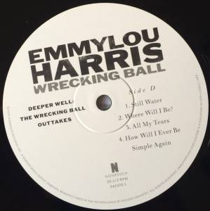 Emmylou Harris: Wrecking Ball (3-LP) - Bild 6