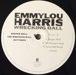 Emmylou Harris: Wrecking Ball (3-LP) - Bild 7
