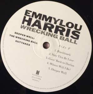 Emmylou Harris: Wrecking Ball (3-LP) - Bild 8