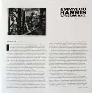 Emmylou Harris: Wrecking Ball (3-LP) - Bild 9