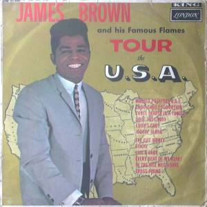 Cover - James Brown & The Famous Flames: Tour The U.S.A.