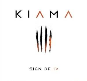 Kiama: Sign Of IV - Cover