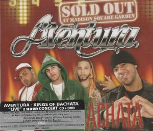 Cover - Aventura: Sold Out At Madison Square Garden - Kings Of Bachata
