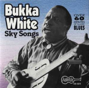 Bukka White: Sky Songs - Cover