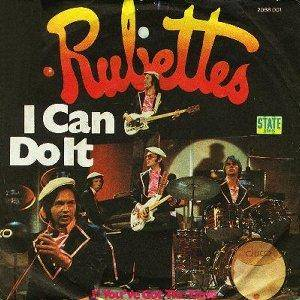 Cover - Rubettes, The: I Can Do It