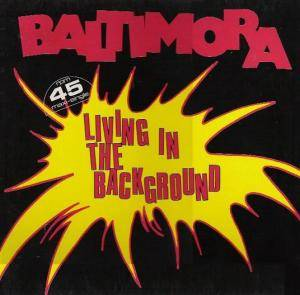 Cover - Baltimora: Living In The Background