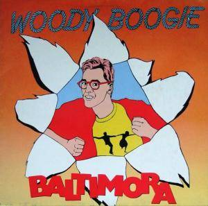 Baltimora: Woody Boogie - Cover