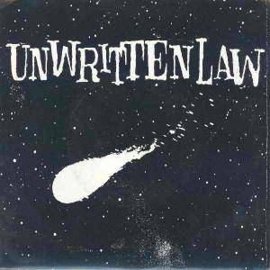 Cover - Unwritten Law: Lame