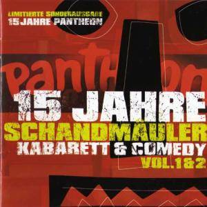 Cover - Queen Bee: Schandmäuler - 15 Jahre Pantheon, Kabarett & Comedy
