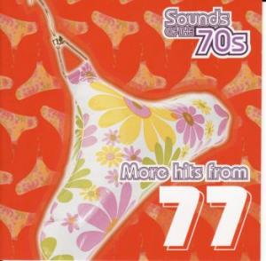 Cover - Various Artists/Sampler: Sounds Of The 70s - More Hits From 77