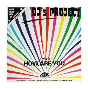 Cover - DJ's Project: How Are You